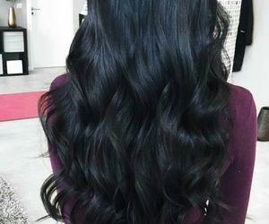 amazing, black hair, and curls image