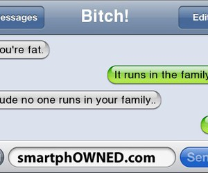 funny text convo image