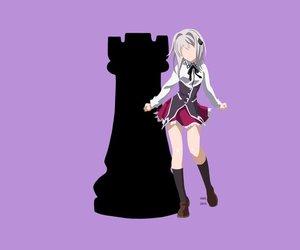 torre, koneko, and high school dxd image