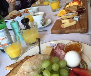 bohemia, food, and brunch image