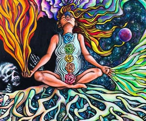 art, connection, and meditation image