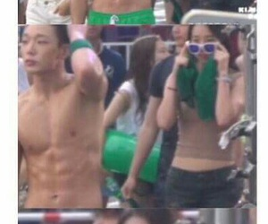 abs, bobby, and kpop image