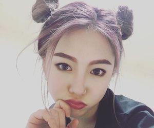 asian, korea, and korean model image