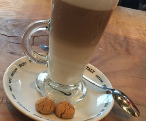 coffee, Cookies, and drink image