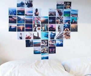 heart, photo, and room image