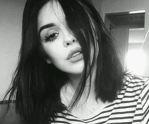 girl, hair, and acacia brinley image