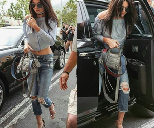 fashion, kendall jenner, and girls image
