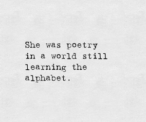 poetry, quotes, and world image