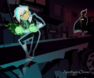 ghost and danny phantom image