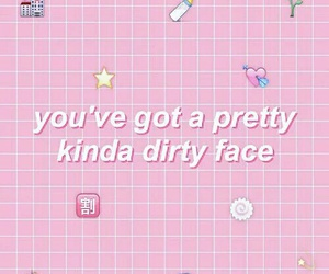 pink, grunge, and aesthetic image