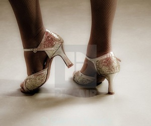 dance, latin, and shoes image