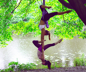 fit, fitness, and nature image