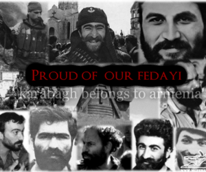 hero and we are armenians image