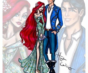 disney, ariel, and hayden williams image