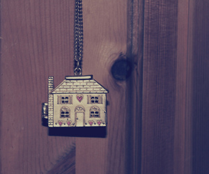 awesome, heart, and little house image
