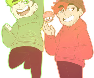 gaming, markiplier, and mark fischbach image