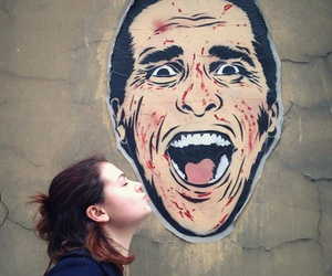 american psycho, budapest, and christian bale image