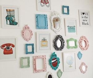 mirror, decor, and decoracao image