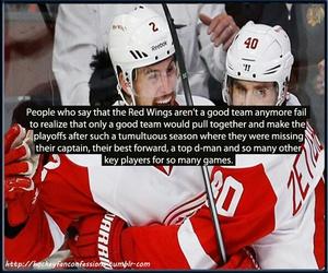 nhl, sport, and hockey image