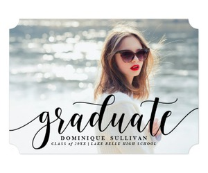 announcement, grad, and party image