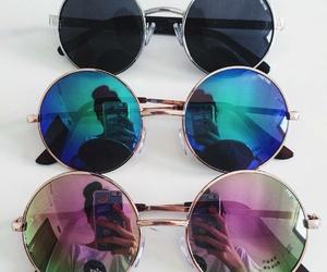 sunglasses and girl image