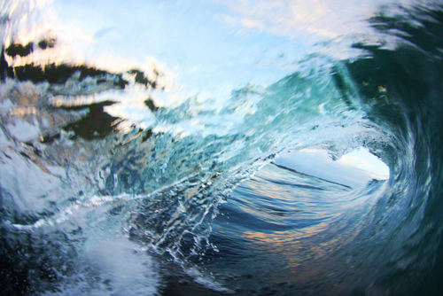 waves, water, and beach image