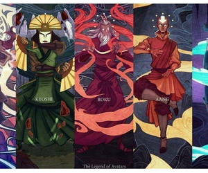 avatar, the last air bender, and legend of korra image