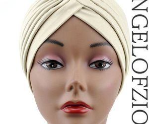 accessories, turban, and womens fashion image