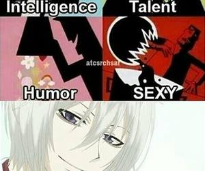 sexy, talent, and humor image