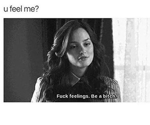 quotes, blair, and gossipgirl image