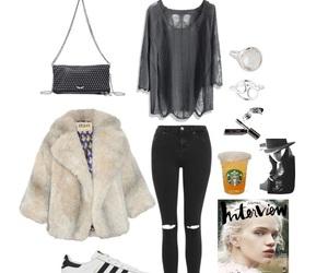 casual, fashion, and grunge image