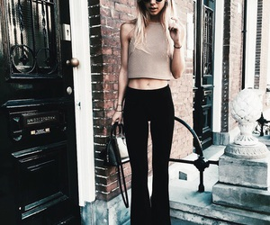 fashion, chic, and street image