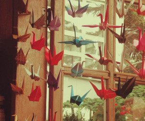 bird and origami image