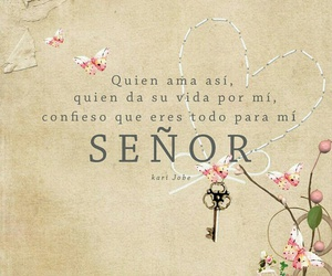 frases, dios, and biblia image