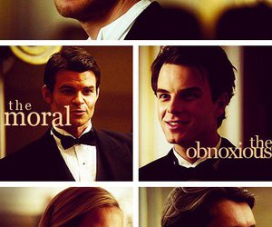 The Originals, elijah, and finn image