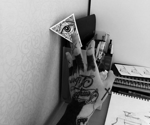 tattoo, kijikush, and ulzzang image