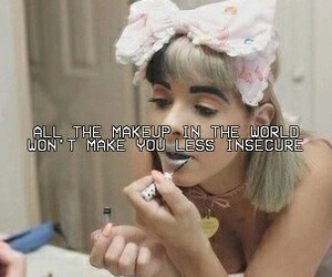 melanie martinez, cry baby, and grunge image