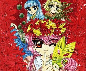 anime, magic knight rayearth, and umi ryuuzaki image