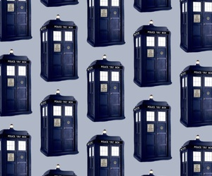 background, dr. who, and tardis image