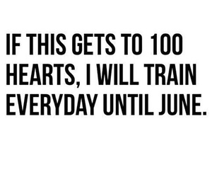 quotes, june, and workout image