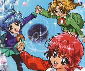 anime, magic knight rayearth, and hikaru shidou image