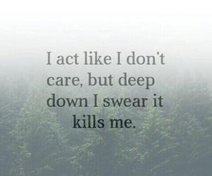 quotes, sad, and kill image