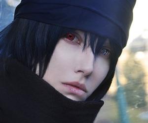 naruto, cosplay, and sasuke image