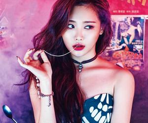 yura, kpop, and girls day image