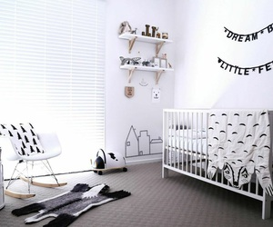baby, decor, and ideas image