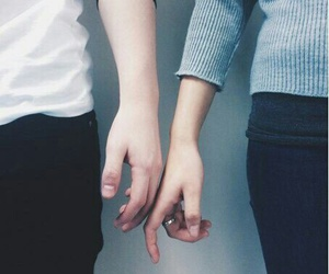 love and hand image