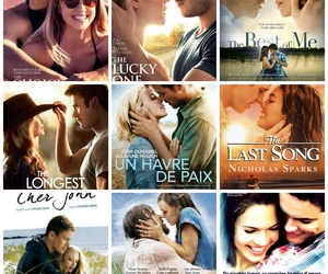 nicholas sparks, the last song, and the lucky one image