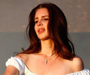 1d, one direction, and lana del rey image