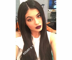 cosmetic, lipstick, and kylie jenner image