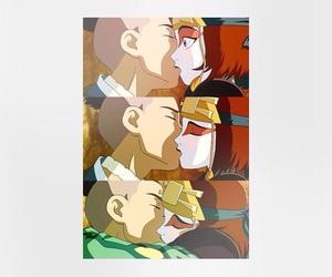 avatar, suki, and sokka and suki image